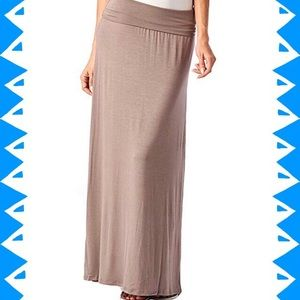 🆕 Skirt-Maxi, Toffee